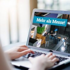 Mehr als Online-Messe: Home Fair live