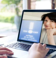 Smarte Online Moderation mit Bettina Kerschbaumer Schramek