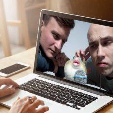 Toba & Pheel sind virtuell beim Event dabei