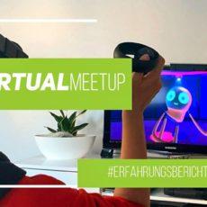 virtual MeetUp | Erfahrungsbericht