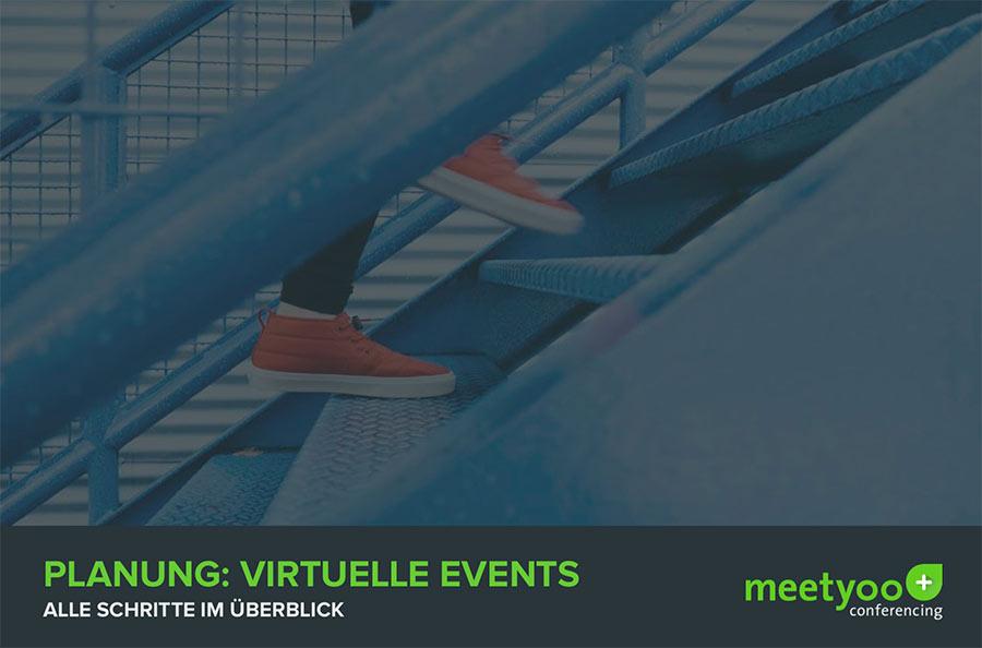 Meilensteine für dein virtuelles Event planen – mit meetyoo