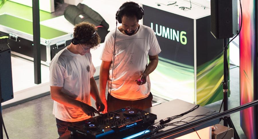 Future Fair 2020: DJ-Set als Rahmenprogramm für ein virtuelles Event