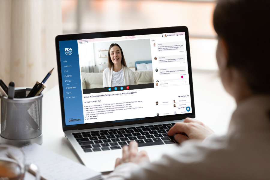 GRAYCON | Service und Plattform für dein Online-Event