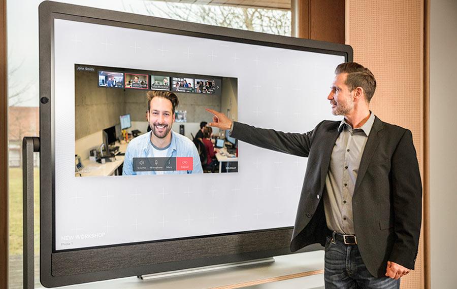 das digitale Meeting mit weframe