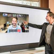 das digitale Meeting mit weframe One