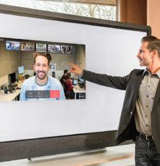 das digitale Meeting mit weframe One