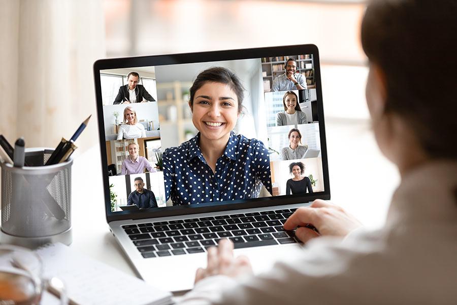 Netiquette bei virtuellen Events