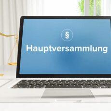 virtuelle Hauptversammlung | sicher online wählen