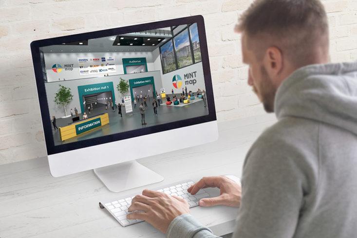 virtuelle Karrieremessen mit meetyoo
