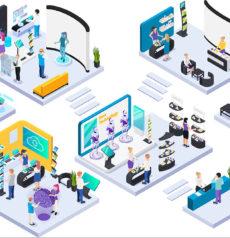 Erfahrungsberichte virtuelle Messen, virtuelle Events, virtuelle Tagung