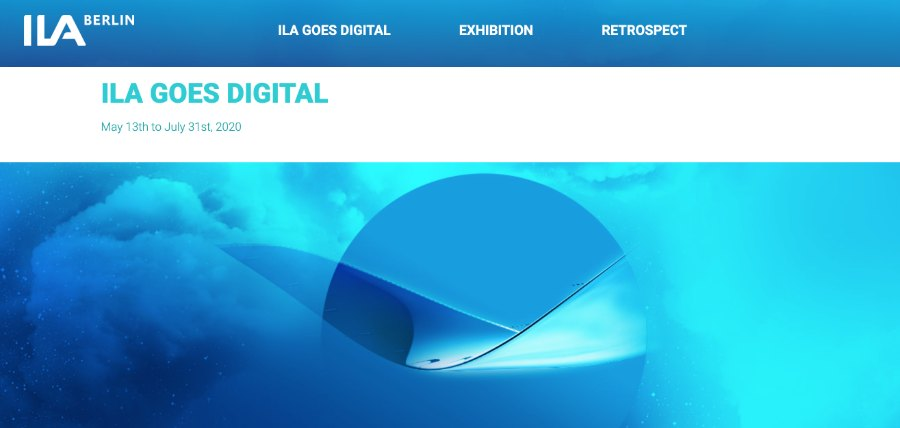 ILA goes digital | virtuelle Messe Erfahrungsbericht