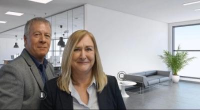 Industry Expo | Nigel Borrell und Sara Gordon | Erfahrungsbericht