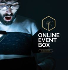 Online Event Box: reale Geschenke für virtuelle oder hybride Events
