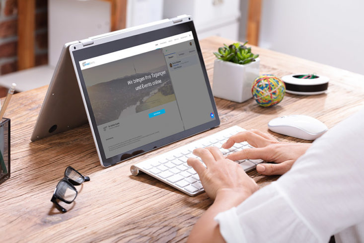 smartEvents: für virtuelle Konferenzen und Kongresse mit Hopin