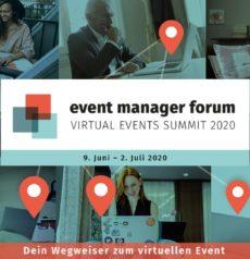 Event Manager Forum 2020   Learnings aus der virtuellen Eventreihe