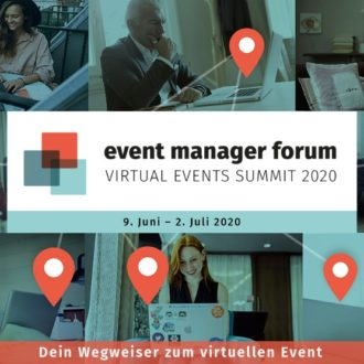 Event Manager Forum 2020 | Learnings aus der virtuellen Eventreihe