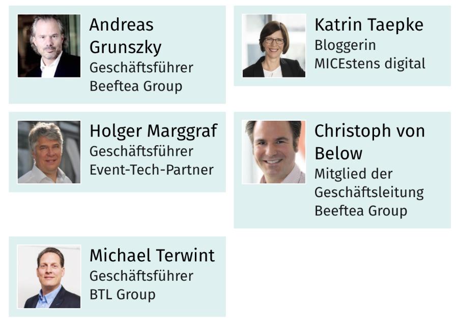 Event Manager Forum | Veranstalter-Team