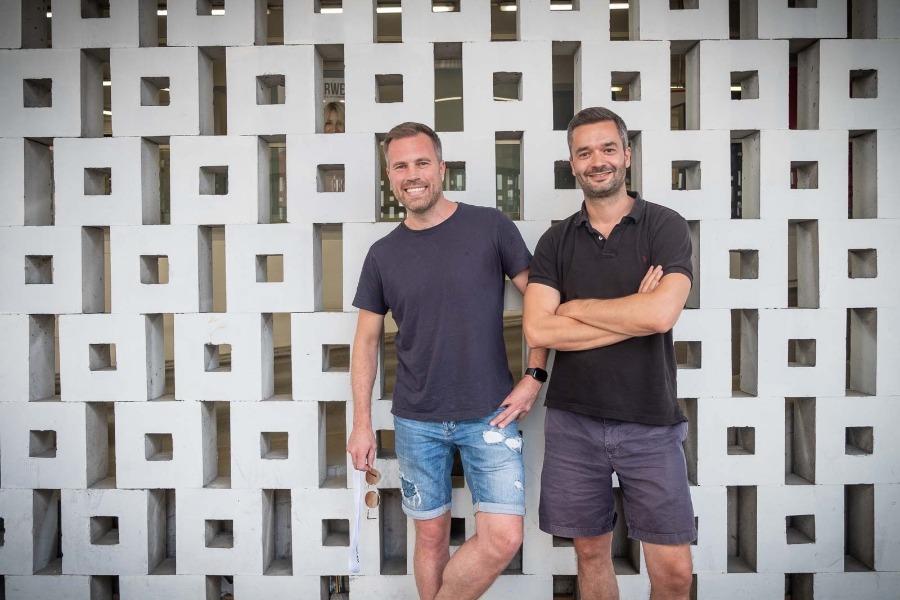 Fusion Fairs: Ansprechpartner Matthias Walenda und Philipp Umbeck