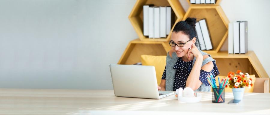 Home-Office – festen Arbeitsplatz einrichten