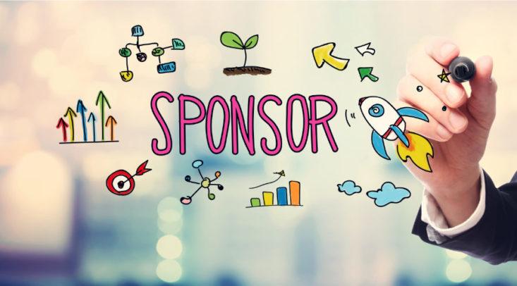 Sponsoren in virtuelle Events einbinden