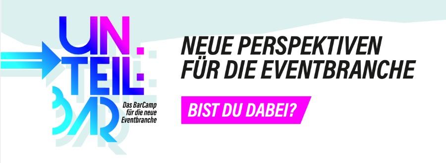 UN.TEIL.BAR - das digitale BarCamp für die Eventbranche