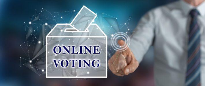 Vote@Home: Stimmabgabe von überall für virtuelle und hybride Veranstaltungen