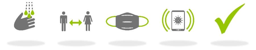 Kontaktverfolgung auf Events ermöglichen – mit Apps und Teilnehmermanagement-Software