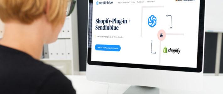 Shopify Plugin von Sendinblue: Mehr Eventtickets verkaufen