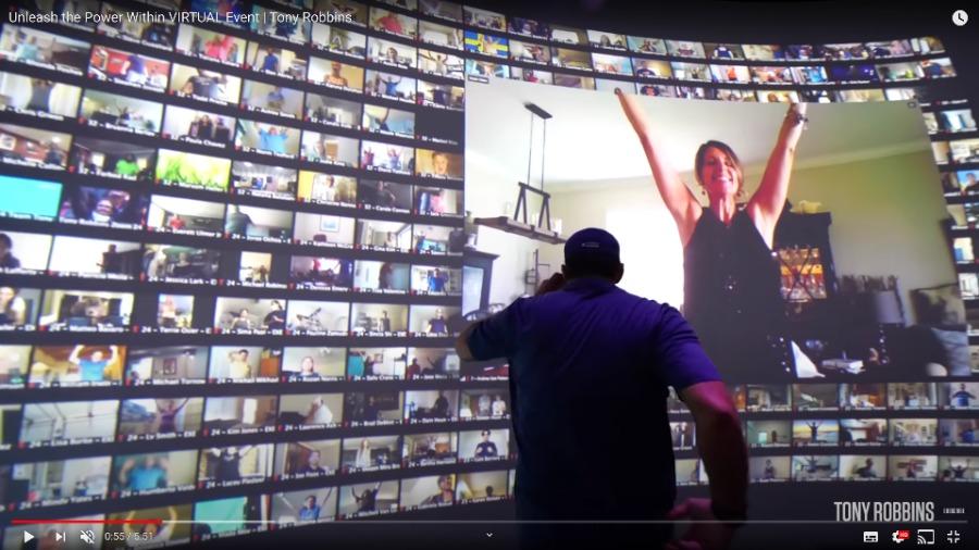 Teilnehmer live einbinden statt gegen die Wand reden