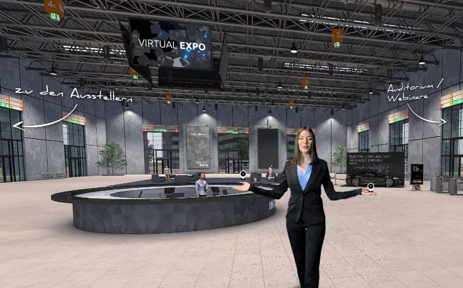 Tourguide für deine virtuellen Messen auf 360 Grad Basis