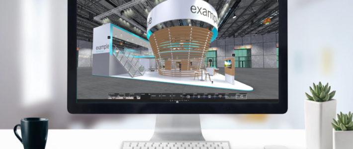 VR-EASY: virtuelle Messen auf 360-Grad-Basis
