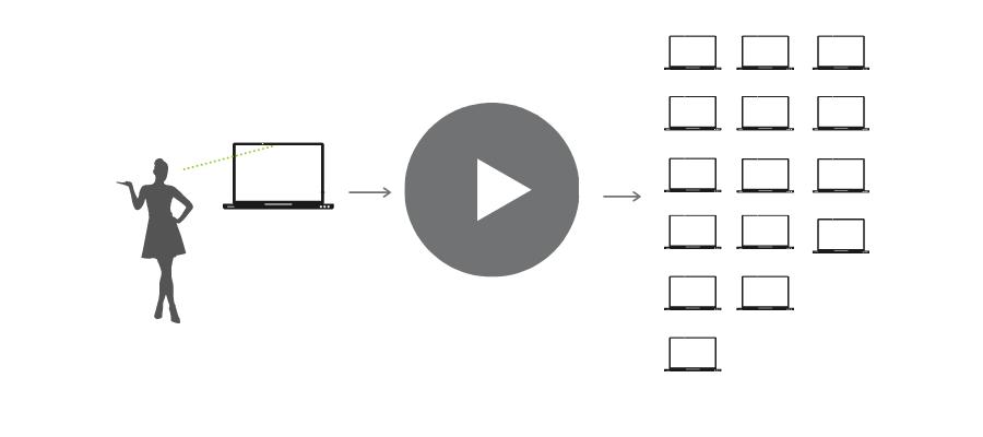 Videokonferenz-Tool für Webinare