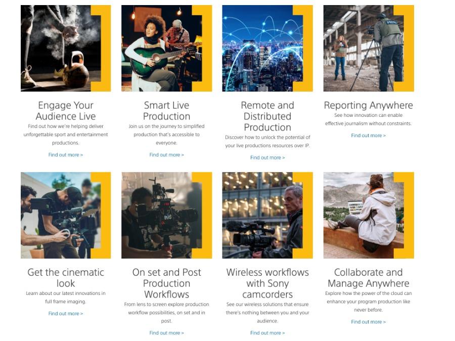 Wertvolles Know-how: rewrite the future von Sony