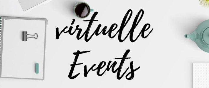 ultimative Ideen für virtuelle Events