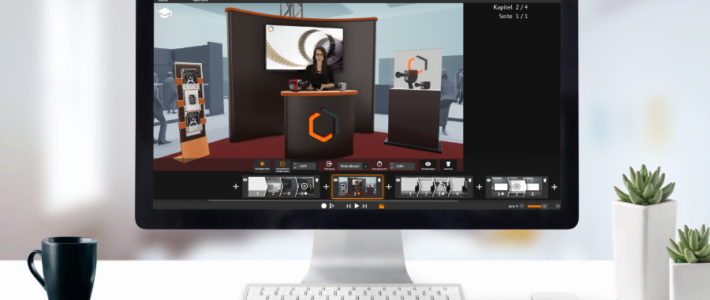 Cinector STAGE: Videos professionell erstellen