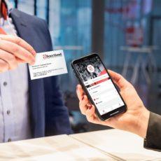 Messekontakte digital erfassen mit Scan2Lead 365