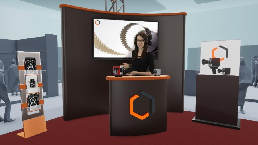 Videos professionell erstellen – für deine virtuelle Messe mit Cinector STAGE