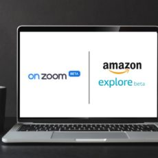 OnZoom und Amazon Explore als Event-Plattform