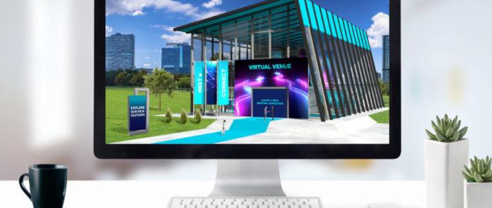 Proske Virtual Venue: für Online Events
