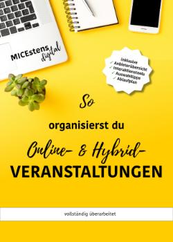 ebook Online-Events und Hybrid-Events organisieren