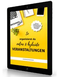 ebook: Online-Events und Hybridevents organisieren