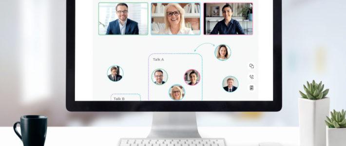 Virtuelle Events und digital Teilnehmer managen – mit AirLST