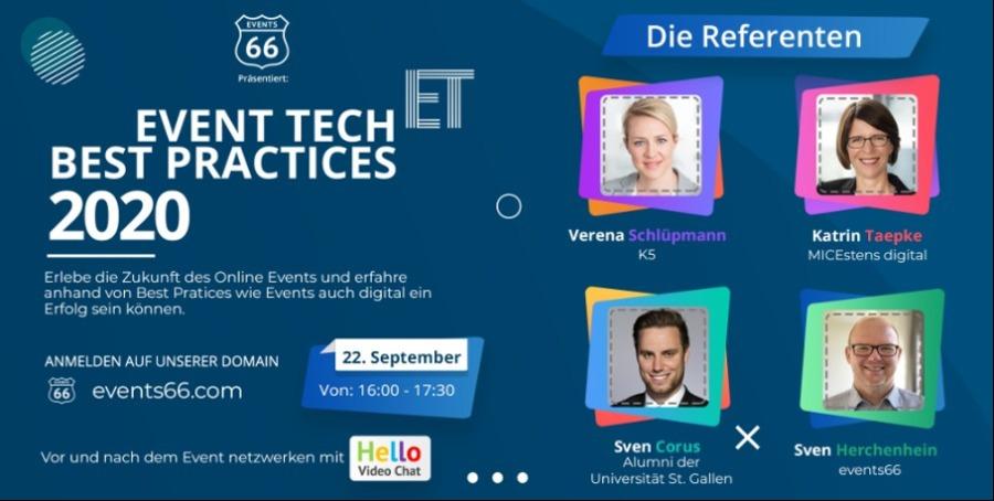 Best Practices: Online Networking mit HelloSpaces