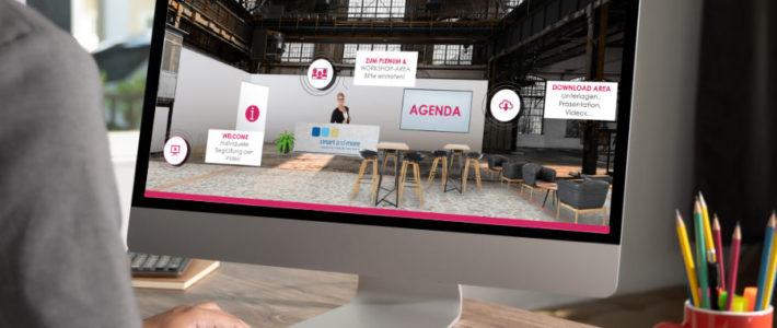 Digitales Event mit smartdigital24