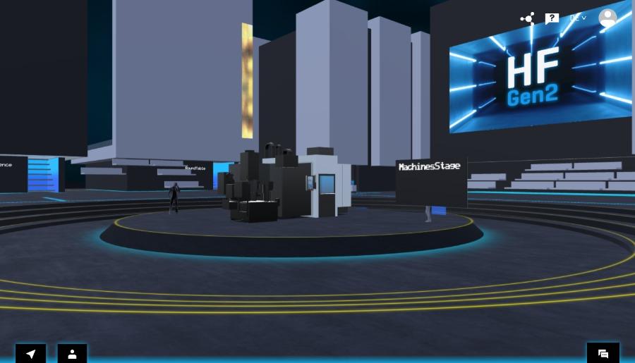 dein eigener Showroom in 3D mit der V-Messe