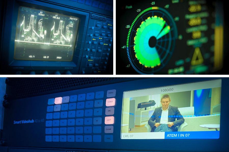 Aerovision Broadcast: Technik im Detail für dein Livestreaming
