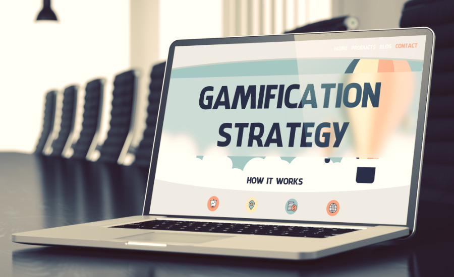 Gamification für virtuelle Messen und Events
