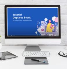 Erklärvideos für Online-Events