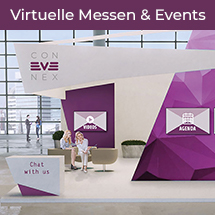 Eve-Connex: virtuelle Messen und Events