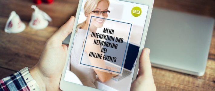 Mehr Networking auf Online-Events mit congreet